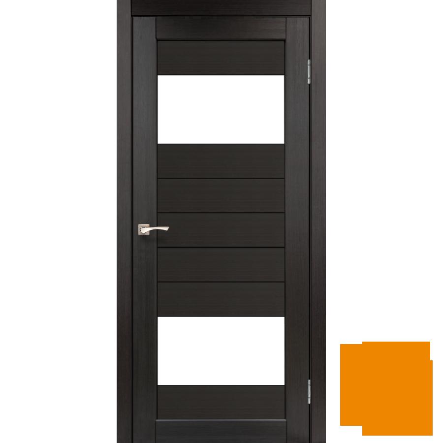 """Межкомнатная дверь коллекции """"Porto"""" PR-09 (венге)"""