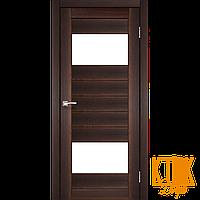 """Межкомнатная дверь коллекции """"Porto"""" PR-09 (орех)"""