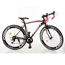 Велосипед 28дюймов EB48MOVE A700C-1 алюминевая рама, двойной алюминевый обод