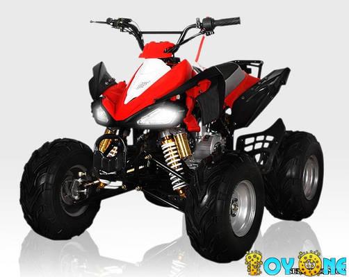 Детский (подростковый) квадроцикл 50км/ч НА БЕНЗИНе ATV Оса 16 110CC- от 7 до 99 лет