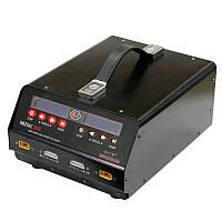 HTRC H825 DUO 600Wx2 25Ax2 AC Dual Outoput Lipo Батарея Зарядное устройство для Дрон Quadcopters