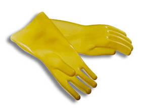 Перчатки диэлектрические бесшовные латексные [исп.на 9 кВ], фото 3