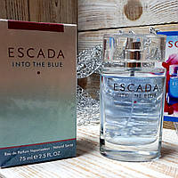 Escada Into The Blue Eau De Parfum Vaporisateur - Natural Spray 75ml.