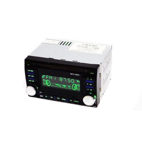 Автомагнитола MP3 USB AUX FM MP3-9902 2DIN с евро разъемом