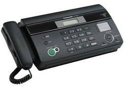 Факс Panasonic KX-FT984UA факс термобумага АОН