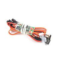 Универсальная система накаливания RCEXL Metanol Двигатель Зажигание с индикатором LED