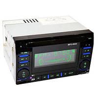 Автомагнитола MP3 USB AUX FM 9903 2DIN с евро разъемом