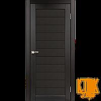 """Межкомнатная дверь коллекции """"Porto"""" PR-13 (венге)"""