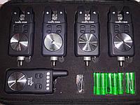 Набор сигнализаторов в кейсе с пейджером 4+1 new