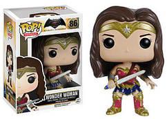 Фигурка Чудо-женщина Wonder Woman Funko Pop WW 86