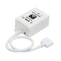 DCV12-24V 8A 24 Keys Дистанционное Управление WiFi LED Контроллер работает с Alexa для RGBW Strip Light