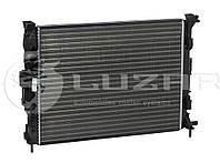 Радиатор охлаждения Renault Megane Рено Меган 1.4/1.5/1.6/1.9/2.0 (02-) / Scenic II Сценик МКПП 8200115542