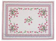 Скатерть гобеленовая , 137х180 см, Эксклюзивные подарки 8 марта, Столовый текстиль