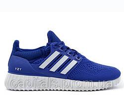 "Мужские кроссовки Adidas Ultra Yeezy Boost ""Blue"""