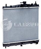 Радиатор охлаждения Nissan Micra 1.0/1.2/1.4 (02-) МКПП (LRc 14AX) Luzar