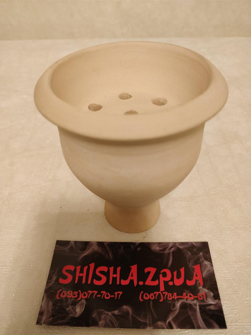 Чаша с белой глины Upgrade Form большая