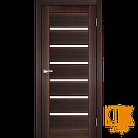 """Межкомнатная дверь коллекции """"Porto"""" PR-01 (орех)"""