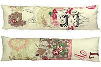 Подушка-валик Girl Руно