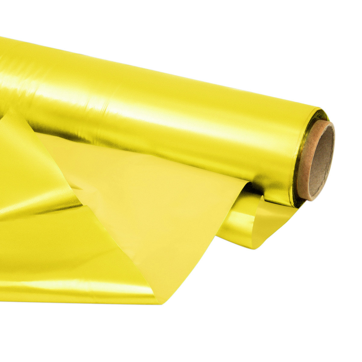 Пленка матовая желтая 70см х 10 метров