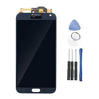 Полная сборка LCD Дисплей+сенсорный экран Замена дигитайзера с ремонтом Набор Для Samsung Galaxy E7 E7000