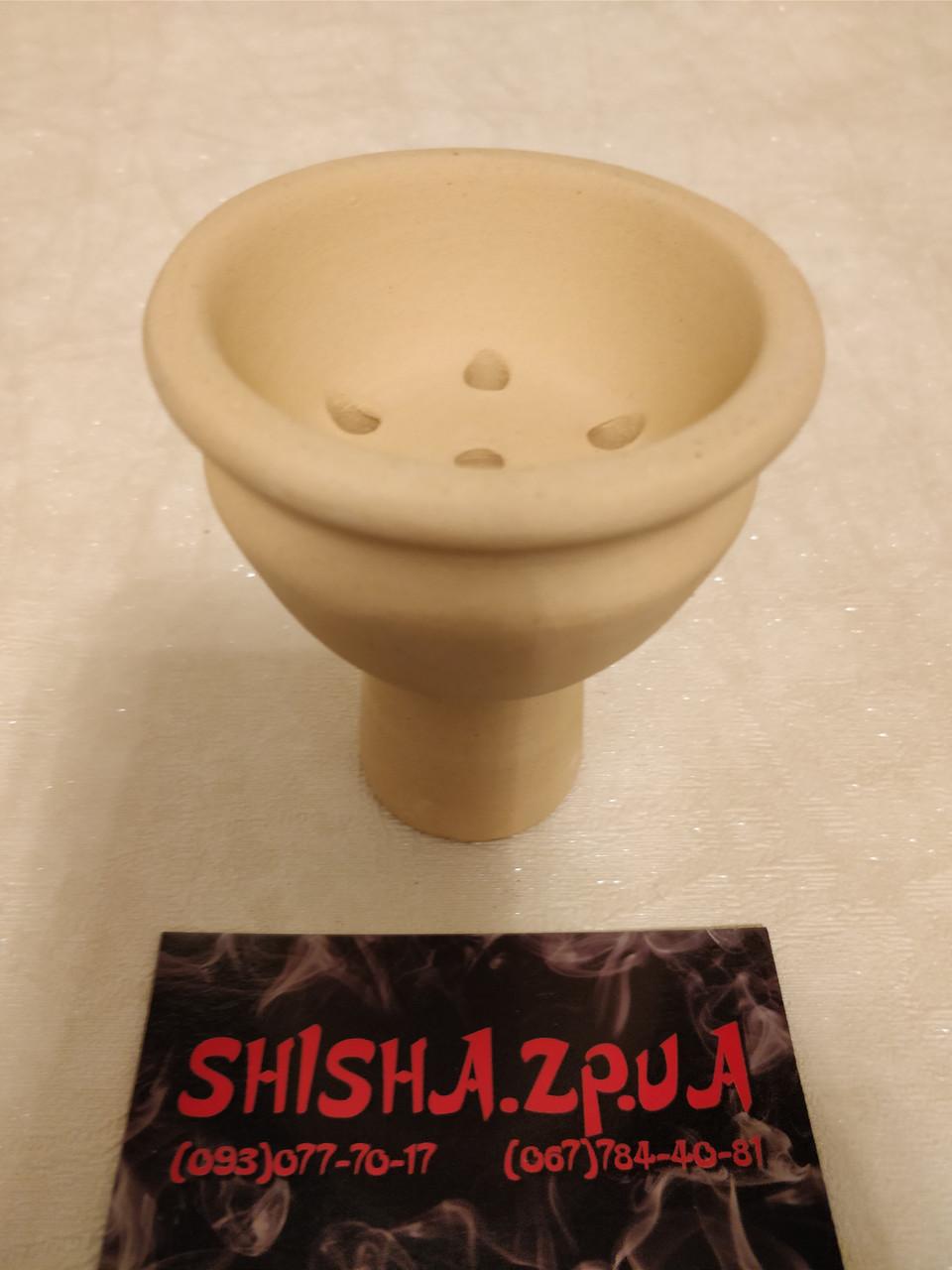 Чаша с белой глины Upgrade Form малая  Грин Боул