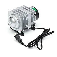 30W55L/minЭлектромагнитныйвоздушный компрессорный кислород Аквариум Резервуар для рыбы Насос