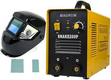 Сварочный аппарат MAGNUM SNAKE 200P