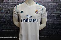 Футбольная форма Реал Мадрид домашняя 2017-2018 оригинальное качество