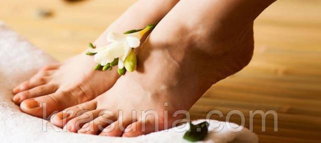 Особенности ухода за ступнями ног