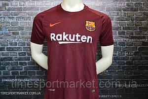 Футбольная форма Барселона 2017-2018 (Резервная) -оригинальное качество, фото 2