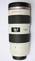 Термокружка в виде объектива Телевик 70-200 mm