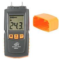 GM605 Digital LCD Дисплей Измеритель влажности влагостойкости древесины Датчик влажности древесины Портативный измеритель влажнос