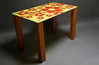 Обеденный стол,,Цветение,
