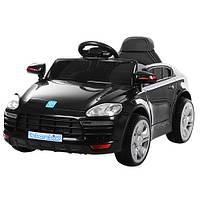 Детский электромобиль  M 3272 EBLR-2: 2.4G, EVA, кожа- черный - купить оптом , фото 1