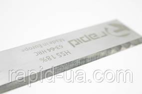 Строгальный фуговальный нож HSS 18% 40*23*3 (40х23х3)