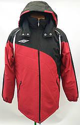 Куртка в стиле Umbro Division Padded Jacket