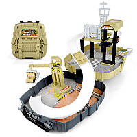 МоделированиеПаркингРюкзакИнжинирингВоенныйТрек Слайд Лифт для детей Обучающие игрушки для подарков