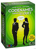 Настольная игра Кодовые имена: Дуэт