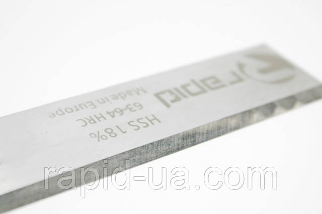 Фуговально строгальный нож HSS 18% 850*23*3 (850х23х3)