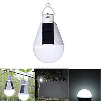 Солнечная Powered 9W E27 18 LED Лампа Кемпинг Ночной свет USB аккумуляторная для На открытом воздухе Палатка Рыбалка