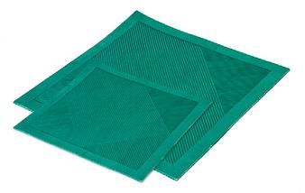 Ковер диэлектрический 500*500*4,5 мм [исп.на 20 кВ] резиновый, фото 3