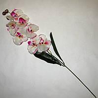 Искусственные цветы Ветка орхидея фаленопсис (25 шт)