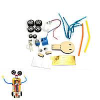 Tin Can Robot Construction Набор Для детей Зеленая наука