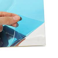 40 штук Mirror PVC Wall Square Наклейки Декор Самоклеящиеся украшения 15 * 15 см