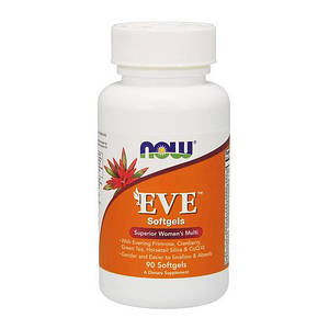 Витамины NOW EVE 90 softgels