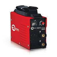 """Сварочный инвертор """"мини"""" 9.6кВт, 30-250А., электрод 1.6-5.0мм., IGBT, кейс. DT-4125 Intertool"""