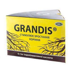 Укоренитель (корневин) Grandis 100г  для саженцев, семян и рассады