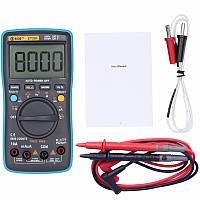 BSIDE ZT301 Цифровой True RMS Auto Range 8000 Counts Мультиметр Постоянный ток постоянного тока Сопротивление Емкость Частота Температура Тестер