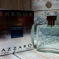 Azzaro Chrome Eau De Toilette 100ml.
