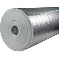 Подложка фольгированная 2мм (50м./рулон) утеплитель